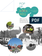 Cleveland Urban Design Collaborative - Academic Programs - Pop Up Rockwell Studio Syllabus