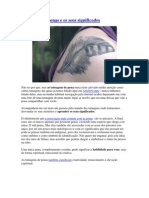 Tatuagens de Penas e Os Seus Significados