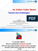 Securing the Indain Cyber Space