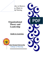 PART 1 Overview of Organization and Management