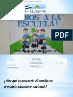 Plan Social Educativo