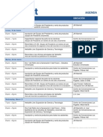 05- 2012 President's Summit - Agenda