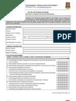 OJT Evaluation Form_2009