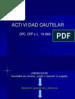 ACTIVIDAD_CAUTELAR