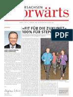 Niedersachsen-Vorwärts April 2012