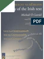 "Irish Constitution - The ""Literal"" Irish Text"