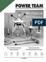 Mechanical Parts Catalog