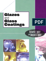 Glazes and Glazes Coating
