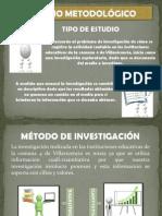 Diapositivas 4 DISEÑO METODOLÓGICO - copia