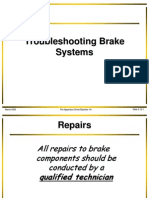 1A 2 12 Troubleshoot Brake Sys