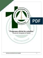 Programa EOM