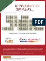 iCare Brochure