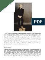 Mara Parmegiani Curriculum