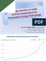 Energy Scenario in India 09[1].03