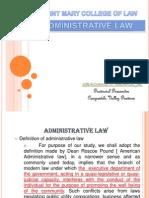 Administrative Law4