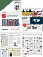 Volkskrant-wikkel De Pers