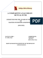 Aditya Birla Mutual Fund