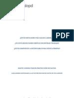 curso lopd para formacion de consultores de proteccion de datos