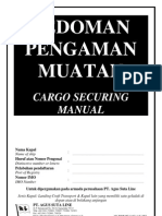 Cargo Securing Manual