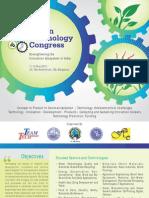 Indian Technology Congress Brochure