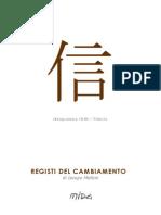 Mida Ideogrammi - Registi del cambiamento, Jacopo Melloni