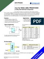 Proximity Sensor Pdf