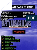 Airbag Ppt