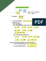 Mathcad - fundatii izolate