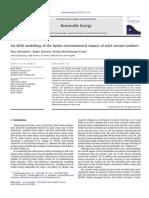 Far-Field Modelling of the Hydro-Environmental Impact of Tidal Stream Turbines