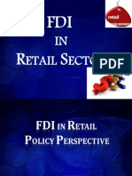 FDI in Retail.