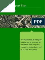 UK Transport Plan