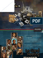 Evenement Exceptionnel Grand Meeting a 12-13 Mai Paris