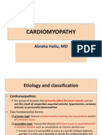 Cardiomyopathy My Lecture