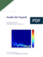 Sergio Frasca - Analisi Dei Segnali