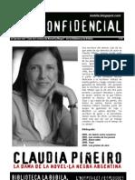L'H Confidencial, 81. Claudia Piñeiro, la dama de la novel·la negra argentina