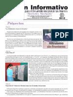 Boletin Informativo Enero-Marzo 2012
