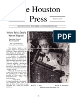 The Houston Press - Campanhas Branham