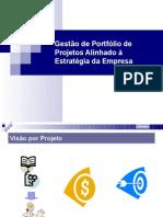 Infra 2009 - Apresentação Antonio Pereira - Gestão de Portfólio de Projetos Alinhado à Estratégia da Empresa