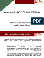 Infra 2009 - Apresentação Deana Weikersheimer - Aspectos Jurídicos do Projeto