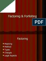 Factoring & Forfeiting