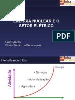 Infra 2009 - Apresentação Luis Soares - Energia nuclear e o setor elétrico