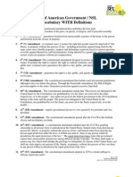 Master AP Gov NSL Vocab List 950 terms WITH definitions v1.0