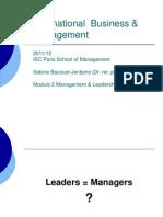 3 - Leadership