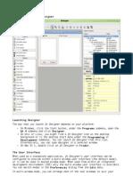 Qt Designer Basics