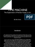 Time Machine Presentation