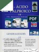 1- ÁCIDO VALPROICO