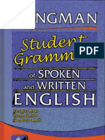 Longman Student Grammar of Spoken and Written English