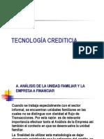 TECNOLOGIA CREDITICIA CMACS