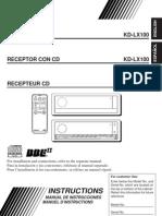 Jvc CD Player