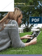 Accenture Social Banking Retail